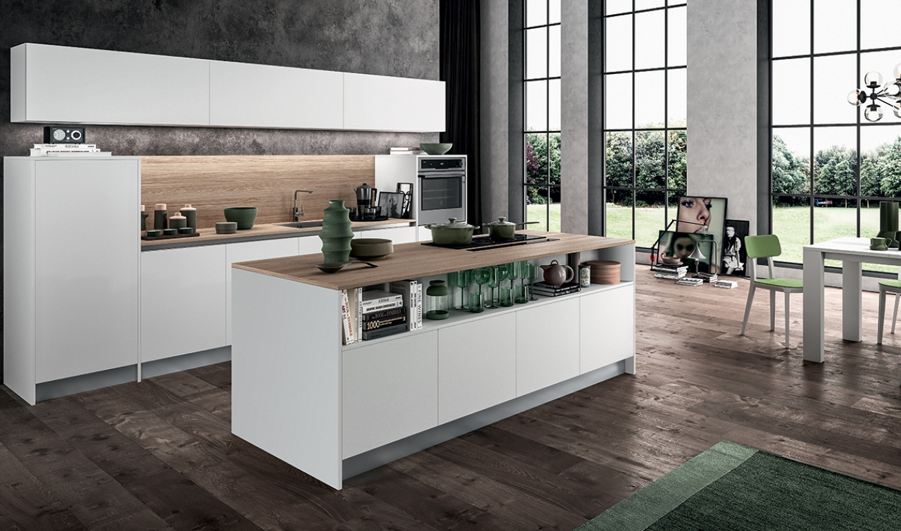 Tutte Cucine Moderne.Cucine Moderne Faedi Davide Arredamenti